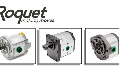 Authorized distributor for Roquet Hydraulics products